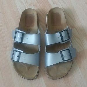 Like new Birkenstock Betula sandals